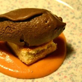 glace chocolat - tanaisie